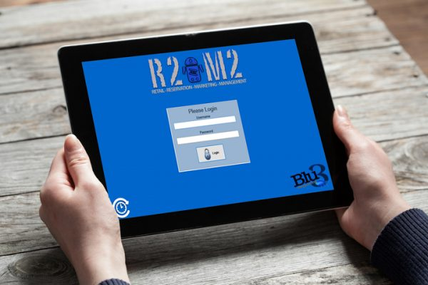 R2M2 on Tablet